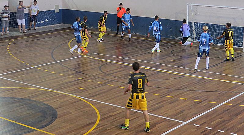 88759badd40e2 Começou esta semana mais uma edição do Campeonato municipal de futsal ...